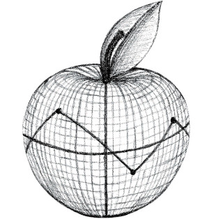Apple Logo for The Mathematics Educator